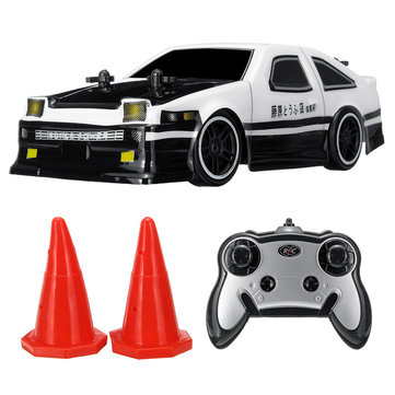 US$14.9933%AE86 1/24 2.4G 4WD Drift Rc Car Electric On-road Vehicle without Battery ToysRC VehiclesfromToys Hobbies and Roboton banggood.com