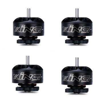 4 PCS iFlight XING-E 1104 1104 4200KV 2-4S Brushless Motor for RC Drone FPV Racing