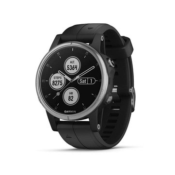 Garmin Fenix 5X Plus eng-sl 51mm Sapphire Multisport GPS Sport Watch Heart Rate Music Player Smart Watch