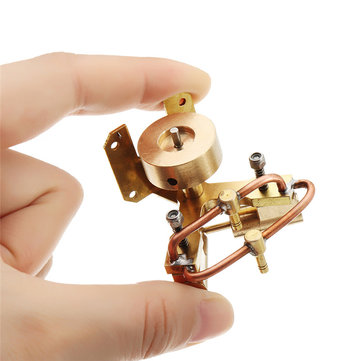 Microcosm Micro Scale M65 Mini V2 Steam Engine Model Gift Collection DIY Project Part