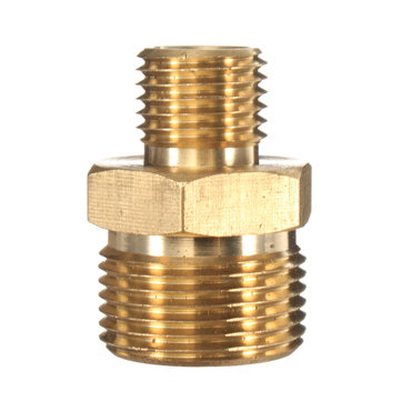 M22 Male To 1 4 Male Adapter Brass Pressure Washer Hose Quick Connect Coupling Fitting For Karcher Sale Banggood Com