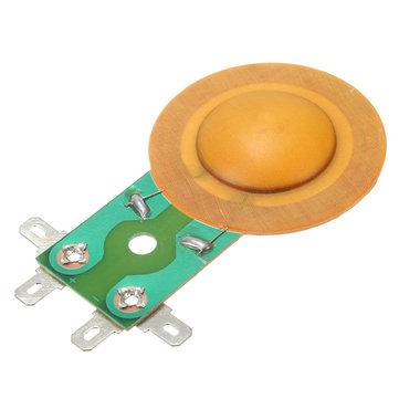 1pcs 25.5mm Horn Treble Film Resin Membrane Drive Head Tweeter Voice Coil