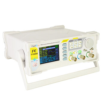 FY6900 Dual Channel DDS Function Arbitrary Waveform Signal Generator Pulse Signal Source Frequency Counter Fully Numerical Control 20MHZ/30MHZ/50MHZ/60MHZ