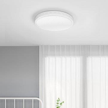 Yeelight 35W Nox Round Diamond Smart LED Ceiling Light APP Control for Home Bedroom (Xiaomi Ecosystem Product)