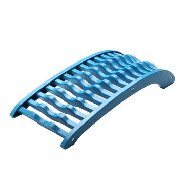 Back Stretcher Massage Tool Cervical Vertebra Neck Relief Massager Fatigue Pain Home Office