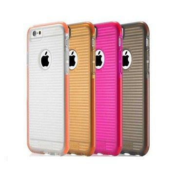 Ốp lưng chống sốc Sê-ri Ốp lưng Vỏ bảo vệ TPU cho iPhone 6 6S