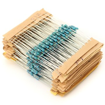 Geekcreit® 4050pcs 135 Value 1/4W Metal Film Resistor Assortment Kit