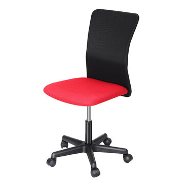 Douxlife® DL-OC01 Ergonomic Design Office Chair Mesh Chair With S-shaped Backrest Flexible & Compact Home Office Chair