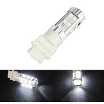 Buy 3156 2835 24SMD And 1Cree 7.5W Car White LED Tail Reverse Light Bulb with Litecoins with Free Shipping on Gipsybee.com