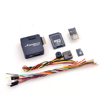 Pixracer Autopilot Xracer V1.0 Flight Controller Mini PX4 Built-in Wifi For FPV Racing RC Multirotor