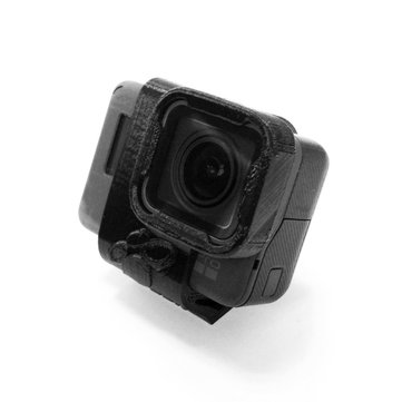 GE-FPV Camera Mount 30 Degree Inclined Seat 35mm Mounting Base For Gopro 5/6/7 Camera FPV Racing Drone