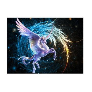 5D Diamond DIY Painting Pegasus Embroidery Diamond Draw Picture Home Wall Craft Decor