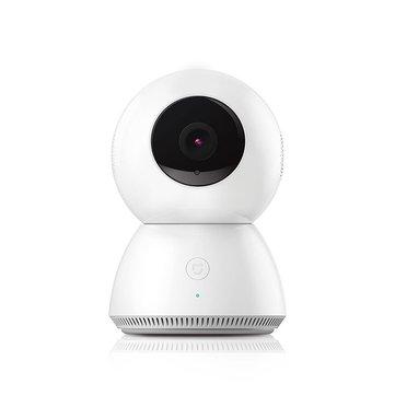 Original Xiaomi MiJia 1080P 360° Casa Panorámica WiFi 1080P IP Cámara de Detección de Movimiento Visión Nocturna Mágica 4X Zoom CCTV