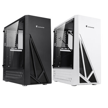 Acrylic Side Panels Gaming Computer Case ATX/MATX/MITX USB3.0 Supports 120mm Water Cooling