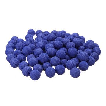 100 Pcs Bullet Balls Rounds Kompatibel Bagian Untuk Nerf Rival Apollo Toy Refill