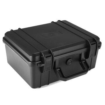 Ao ar livre Portátil À Prova D 'Água Dura Carry Caso Bolsa Kits de Ferramentas de Armazenamento Caixa Organizador Protetor de Segurança