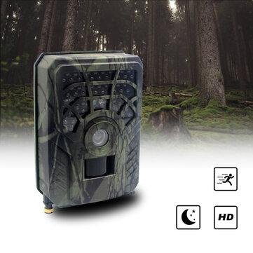 ZANLURE PR300C 1280x720P HD Hunting Camera Waterproof Animal Trail Camera Infrared Camera Heat Sensing Night Vision