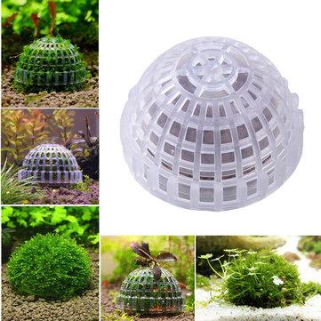 खनिज पत्थर निलंबित फ्लोट बायो मॉस बॉल एक्वेरियम सजावट क्रिस्टल प्लांट कल्चरेशन हाउस के लिए