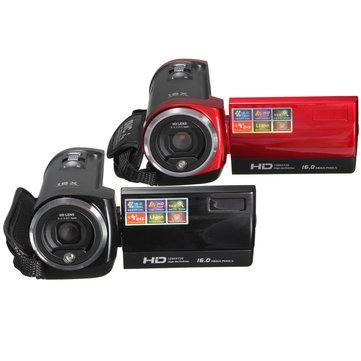 16MP 2,7 Inch TFT LCD 720P HD Zoom 16X DV Digital Video Camera Camcorder DVR
