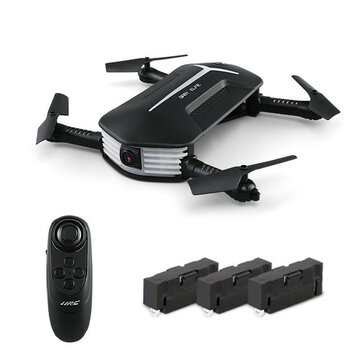 JJRC H37 Mini Baby Elfie 720P WIFI FPV Altitude Hold Fly More Combo RC Drone Quadcopter RTF COD