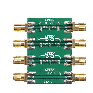 How can I buy DC 4 0GHz Radio Frequency Fixed Attenuator RF Amplifier Module with Bitcoin
