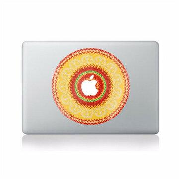 Lovely Flower Decal Vinyl Klistremerke Skin Laptop Sticker Dekal For Apple MacBook 11 '' 12 '' 13 '' 15 '' 17