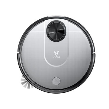 VIOMI V2 PRO Robot Vacuum Cleaner 2 in 1 2100Pa 550ml Electric Water Tank for Pets,LDS Laser Navigation Dry Wet Hair Cleaning Mopping Master Coupon Code and price! - $366