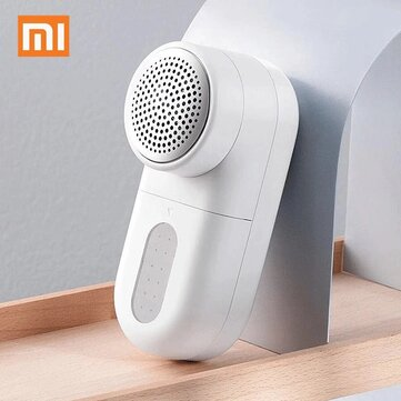 Xiaomi Mijia Mini USB Lint Remover 0.35mm Micro Arc Shaving Mesh Fuzz Trimmer 1300mAh Electric Clothes Sweater Fabric Shaver