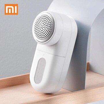 Xiaomi Mijia Mini USB Lint Remover 0.35mm Micro Arc Shaving Mesh Fuzz Trimmer 1300mAh Electric Clothes Sweater Fabric Shaver