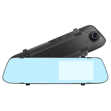 4.5Inch 1080P HD Dual Lens Car DVR Camera USB LCD Display Screen Video Recorder