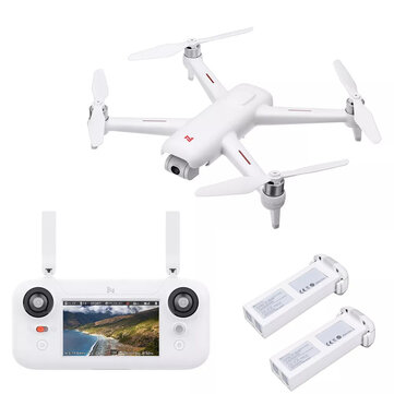 Xiaomi FIMI A3 5.8G 1KM FPV With 2-Aixs Gimbal 1080P Camera Two Batteries GPS RC Drone Quadcopter RTF