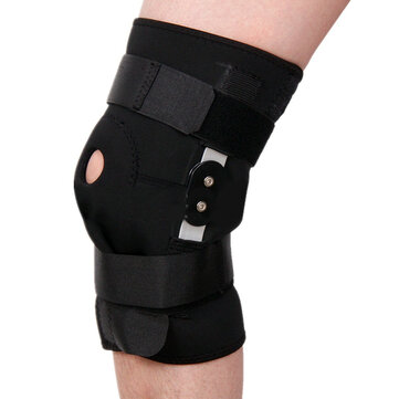 Sport Regolabile Ginocchiera Gambaletto Ginocchio Brace Strap Wrap Bandage Pain Relief Injury Relief
