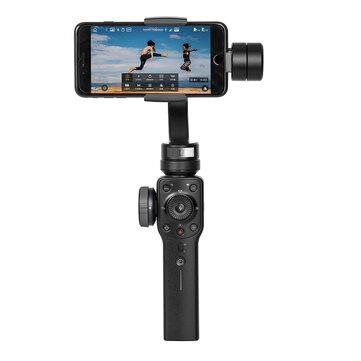 Zhiyun Smooth 4 Brushless 3 Axis Handheld Gimbal Stabilizer Phones Phone Filmmakers