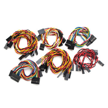 Dupont line Electronic Block Common Sensor Module Cable Kit For Arduino