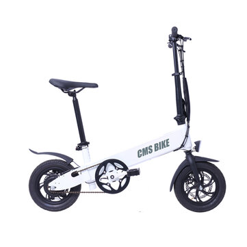 CMSBIKE F12 pro 12 Inches 13Ah 36V 250W Folding Electric Scooter 5 Speed Modes 25km/h 60km Mileage Range Folding Scooter