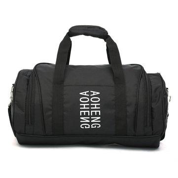 メンズアウトドアフィットネストラベルバッグYogaテコンドートレーニングジムズバッグ