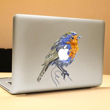 PAG Dễ thương Little Sparrow Trang trí Máy tính xách tay Decal Có thể tháo rời Bong bóng Miễn phí Tự dính Da Nhãn dán