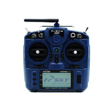 FrSky Taranis X9 Lite Pro URUAV Edisi 2.4GHz 24CH AKSES ACCST D16 Mode2 Balai Sensor Pemancar Gimbal