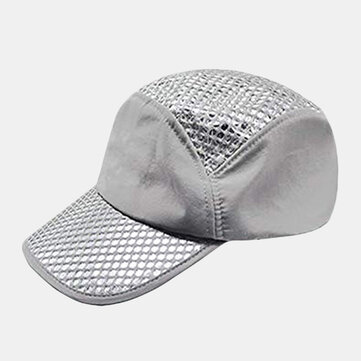 Buy Outdoor Sunscreen Baseball Cap Shade Ice Cap Heatstroke Cooling Cap Fishing Hat with Litecoins with Free Shipping on Gipsybee.com