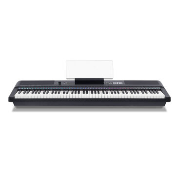 TheONE TON1 88 Keys Portable Light Keyboard Smart Piano from Xiaomi Youpin for sale in Litecoin with Fast and Free Shipping on Gipsybee.com