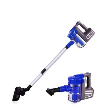 ISWEEP M60 Household Handheld Vacuum Cleaner 700W Strong Suction Handheld Push Rod Cordless Vacuum Cleaner