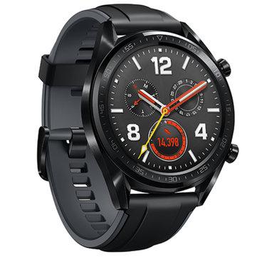 Original Huawei RELOJ GT versión deportiva 1.39 'AMOLED Corazón Informe de sueño de tarifa 5ATM GPS / GLONASS 15Days Batería Reloj Life Smart