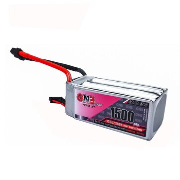 Gaoneng GNB 18.5V 1500mAh 130C/260C 5S Lipo Battery With XT60 Plug For RC FPV Racer Drone