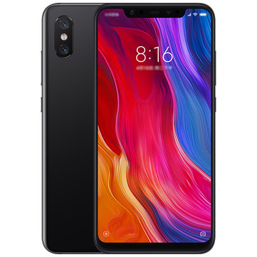 US$339.99 43% Xiaomi Mi8 Mi 8 Global Version 6.21 inch 6GB RAM 64GB ROM Snapdragon 845 Octa core 4G Smartphone Smartphones from Mobile Phones & Accessories on banggood.com