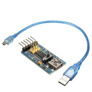 FTDI Basic FT232 FIO Pro Mini Lilypad Program Downloader Dengan Kabel Mini USB Adapter Geekcreit untuk Arduino - produk yang bekerja dengan papan Arduino resmi