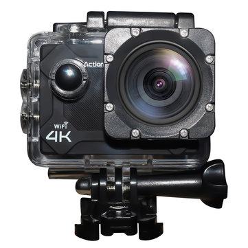 "XANES M1 Remote Control Version 4K WiFi Sport Camera 2"" HD Screen Waterproof DV Video 170° Wide Angle"