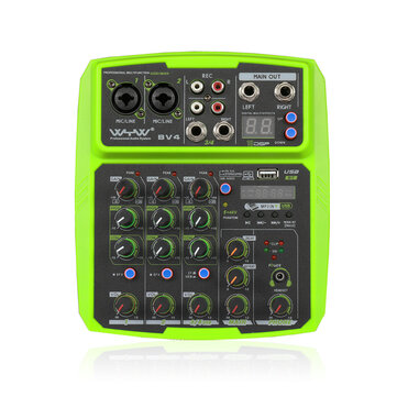 How can I buy WYW Mini 2 Channel USB Delay and Repeat Efferts Audio Mixer Console With Bluetooth with Bitcoin