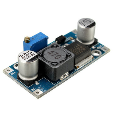 4A XL6009E1 Adjustable DC-DC Step Up Boost Converter Power Supply Module