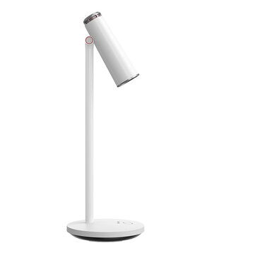 Baseus I Wok Stepless Dimmable Desk Lamp Table Reading Light Eye Protection LED Desk Lamp USB Rechargeable Work Study Table Lamp Coupon Code and price! - $36