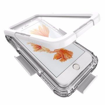 Hybrid Svømmedukt Vanntett Veske For iPhone 7 Plus/8 Plus 5,5 tommer